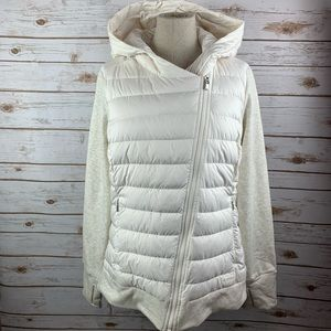 Athleta Responsible Down Puffer Jacket Recycled!